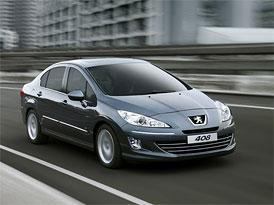 Peugeot v Rusku zahájil sériovou výrobu sedanu 408
