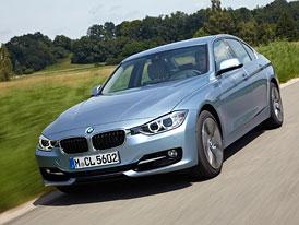 BMW ActiveHybrid 3: Technické údaje