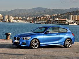 T��dve�ov� BMW 1 se p�estavuje na dal��ch fotografi�ch