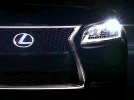 Lexus LS přijede 30. července i ve vrcholné verzi F Sport