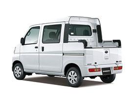 Subaru Sambar ještě nekončí