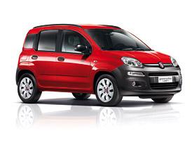 Fiat Panda Van: Medvídek v montérkách