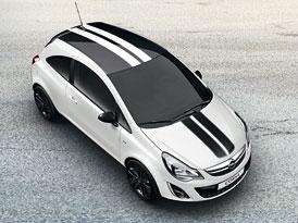 Opel Corsa Color Edition v nov� sportovn� verzi Switch