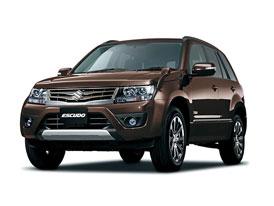 Suzuki Grand Vitara: Facelift s novou přídí pro Japonsko