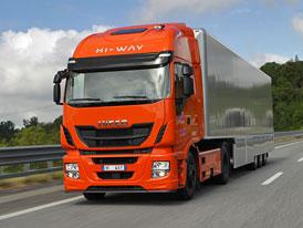 Iveco New Stralis Hi-Way: Novinka pro dálkovou dopravu