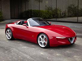 Nové informace o připravovaném roadsteru značek Alfa Romeo a Mazda