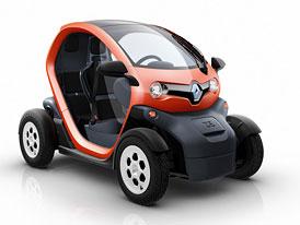 Renault prodal v N�mecku u� p�es 1.000 elektromobil� Twizy