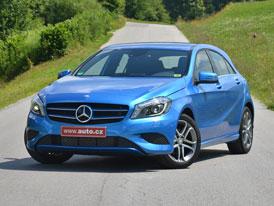 Mercedes-Benz třídy A: První jízdní dojmy