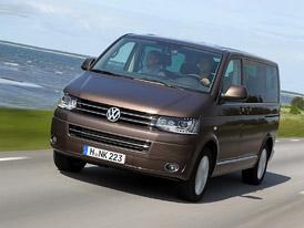 Dva nov� motory pro VW Transporter