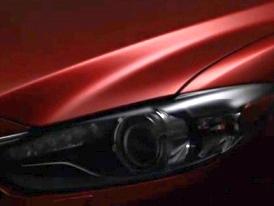 Mazda 6 2014: První teaser a žádné Takeri