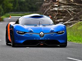 Renault Alpine A110-50 má předběžnou cenu