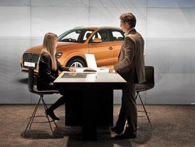 Audi otevřelo první virtuální showroom
