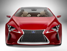 Lexus LF-LC m��� do v�roby