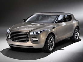 Aston Martin pokračuje ve vývoji SUV Lagonda