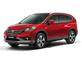 Honda CR-V: Konečně evropská premiéra