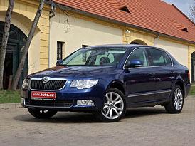 Český trh v prvním pololetí 2012: Nejprodávanější automobily střední třídy