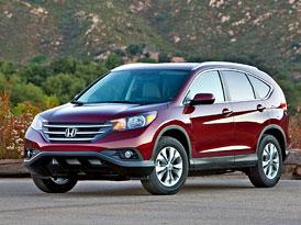 Honda už svolává novou CR-V, její dveře se mohou nečekaně otevřít