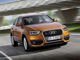 Audi Q3: Nejslabší turbodiesel nyní i s pohonem všech kol