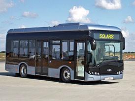 Solaris: Elektrický autobus ověřen cestujícími