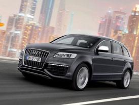 Audi Q7 3,0 TDI jede dál: Nový diesel zamíří i do USA