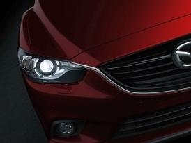 Nová Mazda 6:  První fotografie a oznámení premiéry v Moskvě