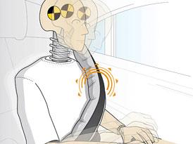 Mercedes Beltbag: Další z nových airbagů pro zadní sedadla