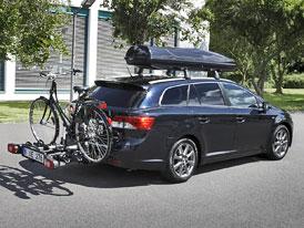 Toyota m� nov� p��slu�enstv� pro Avensis
