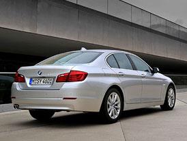 Český trh v prvním pololetí 2012: Nejprodávanější automobily vyšší střední třídy