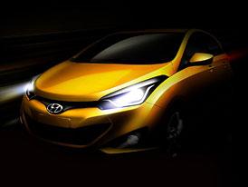 Hyundai HB20: První ukázka nového kompaktu pro Brazílii