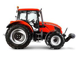 Zetor zah�jil s�riovou v�robu nov� �ady traktor�