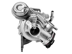 Continental vstupuje na trh s turbodmychadly