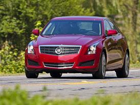 Cadillac ATS 2013: Výroba zahájena (100 fotek)