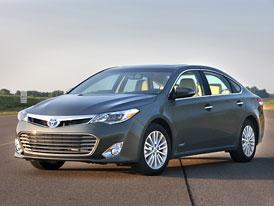 Toyota je opět světovou jedničkou v produkci aut