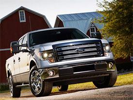 Ford F-150 má mít od roku 2015 hliníkovou karoserii