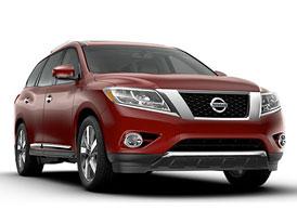 Nissan ukázal nový Pathfinder na Facebooku