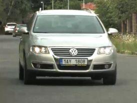 Videotest ojetiny: Volkswagen Passat 2,0 TDI B6