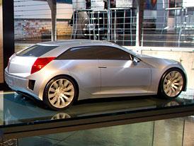 Cadillac ATS: Hatchback, který nedostal zelenou