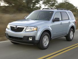 Po Fordu Escape svol�v�na i Mazda Tribute se stejn�m probl�mem