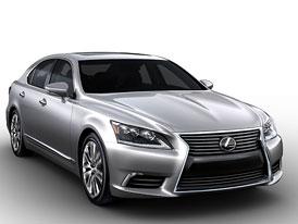 Nový Lexus LS oficiálně: Mnoho povyku pro nic? (60 fotek)