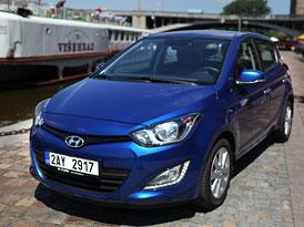 Faceliftovaný Hyundai i20 vstupuje na český trh
