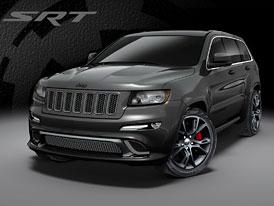 Jeep Grand Cherokee SRT8 v nových speciálních edicích Alpine a Vapor