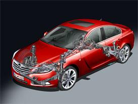 Opel nabízí sportovní podvozek z OPC i pro předokolky