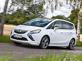 Opel Zafira Tourer na LPG: Plynař pro rodiny