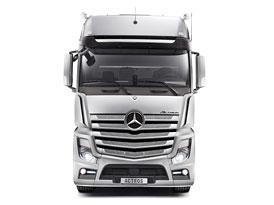 Mercedes-Benz Actros uspěl v red dot design award 2012