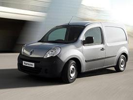 Renault Kangoo s novými motory Energy dCi 75 a 90