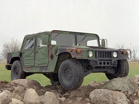 AM General nabídne civilní Humvee jako stavebnici