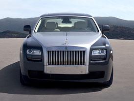 Ghost Coupé bude nejvýkonnější Rolls-Royce v historii