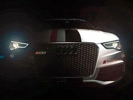 Audi RS 5 Coup� v barv�ch slavn�ch p�edk� ze z�vodu Pikes Peak