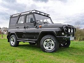 UAZ Hunter: Ruský off-road i pro český trh