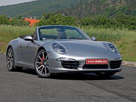 Porsche 911 Carrera S Cabriolet: První jízdní dojmy